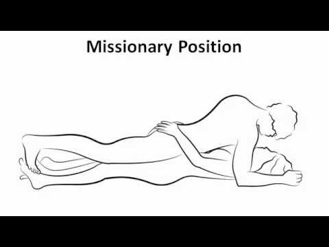 The missionary sex